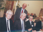 1990s Class of 1950 Reunion at Scotch College Boarders Dining Room