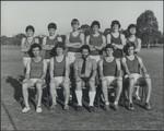 1981 Cross Country Team