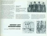 1981 Reporter: Recent Art Acquisitions Page7