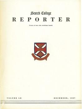 Reporter 1967 Vol. LX.